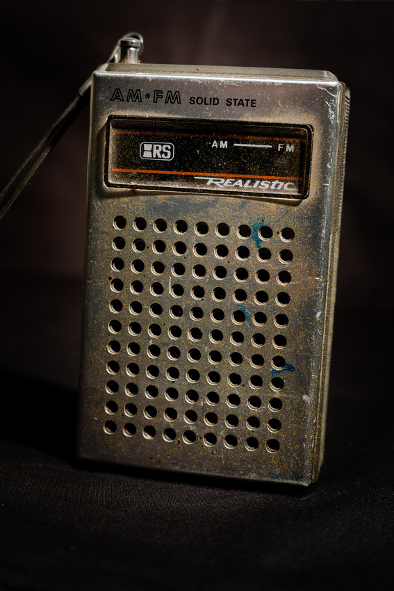 Transistor Radio from the Past
